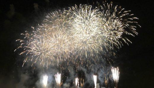 【有料協賛席】子連れにお勧め「シート席」で多摩川花火大会を鑑賞してきたのでレビューしてみる。