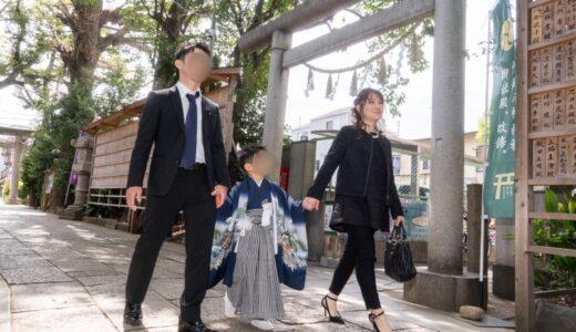 【体験談】品川区で七五三のお参りするなら戸越八幡神社がおすすめな理由を解説【出張撮影にも柔軟に対応】